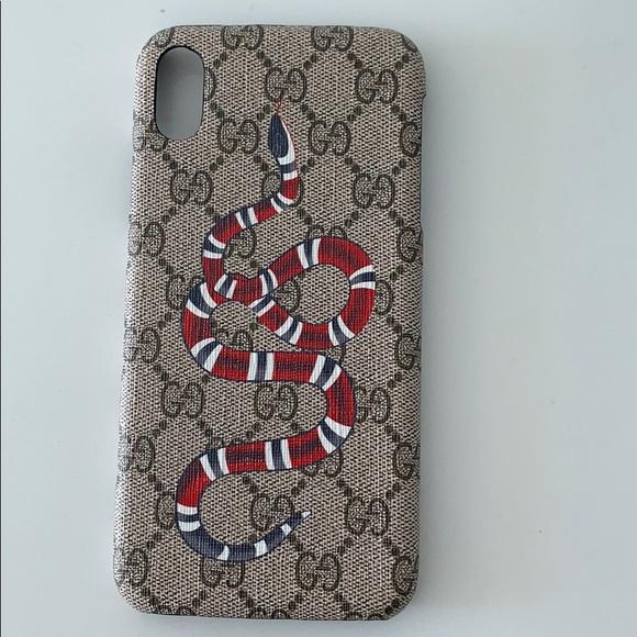 50b2db62d4a Accessories - SEND OFFERS iPhone X plus Gucci case